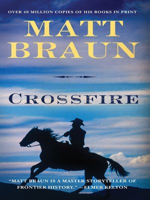 cover image of Crossfire