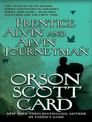 cover image of Prentice Alvin and Alvin Journeyman