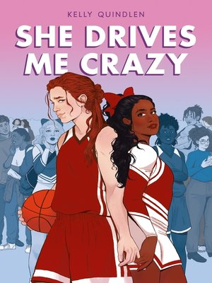 cover image of She Drives Me Crazy