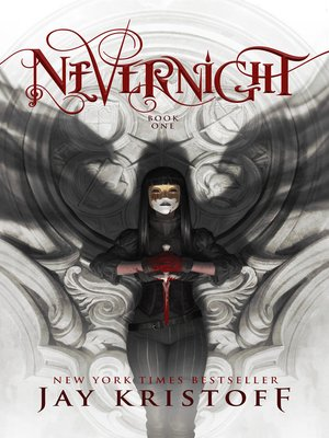 cover image of Nevernight