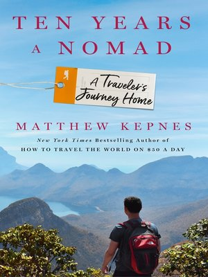 cover image of Ten Years a Nomad