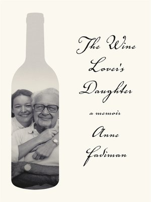 cover image of The Wine Lover's Daughter