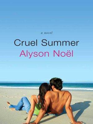 cover image of Cruel Summer