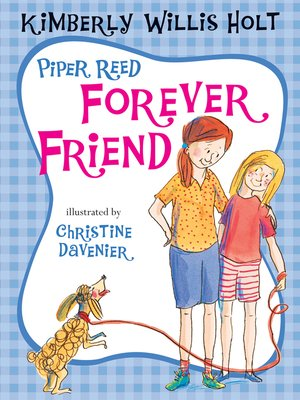 cover image of Piper Reed, Forever Friend