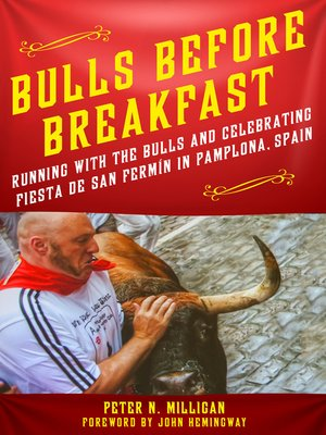 cover image of Bulls Before Breakfast