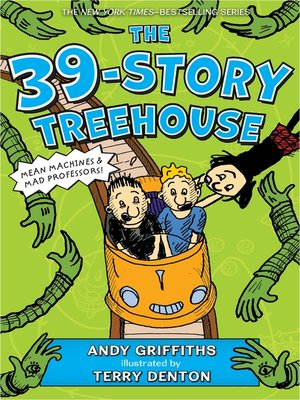 cover image of The 39-Story Treehouse