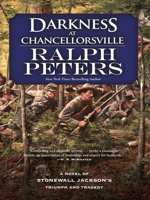 cover image of Darkness at Chancellorsville