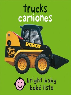 cover image of Bright Baby Trucks