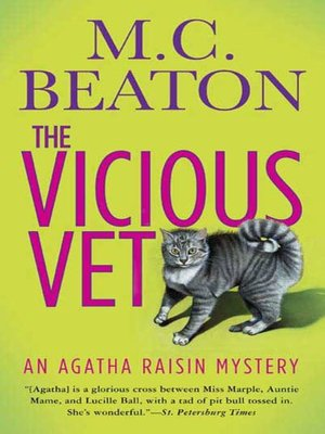 cover image of The Vicious Vet