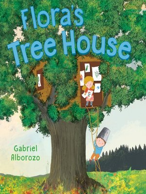 cover image of Flora's Tree House