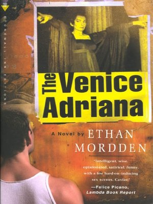 cover image of The Venice Adriana