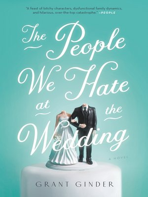 Cover image for The People We Hate at the Wedding