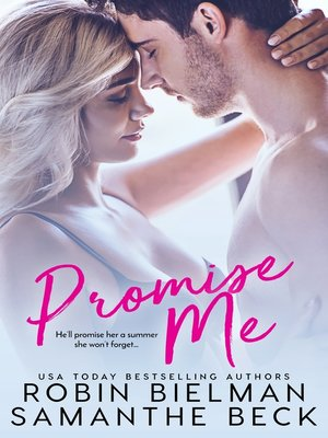 cover image of Promise Me