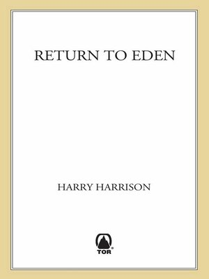 cover image of Return to Eden