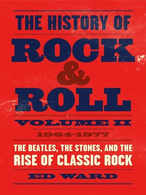cover image of The History of Rock & Roll, Volume 2