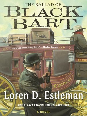 cover image of The Ballad of Black Bart