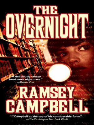 cover image of The Overnight