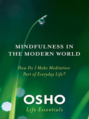 cover image of Mindfulness in the Modern World