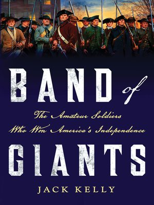 cover image of Band of Giants