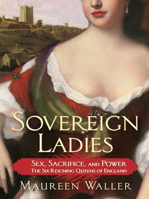 cover image of Sovereign Ladies