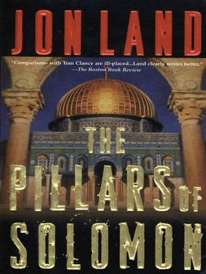cover image of The Pillars of Solomon