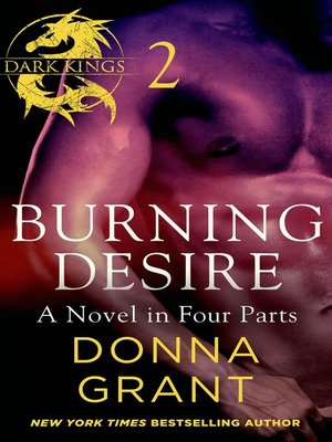 cover image of Burning Desire, Part 2
