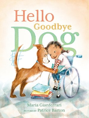 cover image of Hello Goodbye Dog