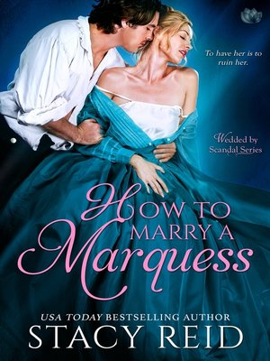 cover image of How to Marry a Marquess