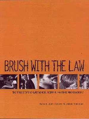 cover image of Brush with the Law