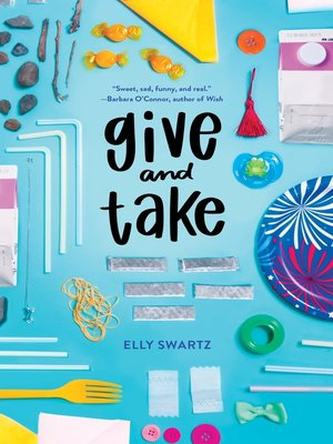 cover image of Give and Take