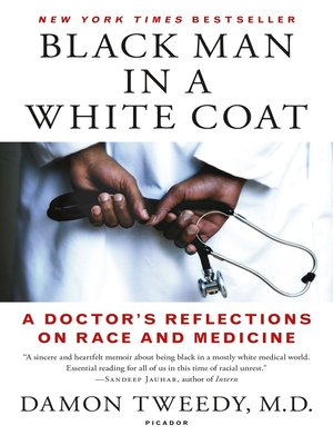 cover image of Black Man in a White Coat