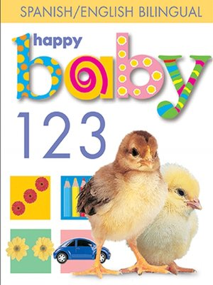 cover image of Happy Baby: 123