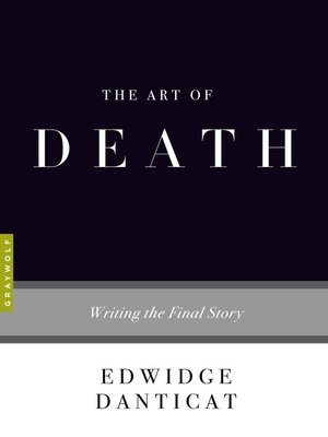 cover image of The Art of Death