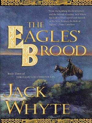 cover image of The Eagles' Brood