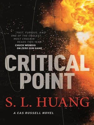 cover image of Critical Point