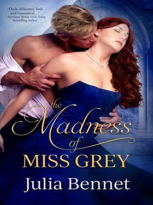 cover image of The Madness of Miss Grey