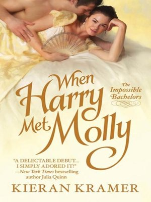 cover image of When Harry Met Molly