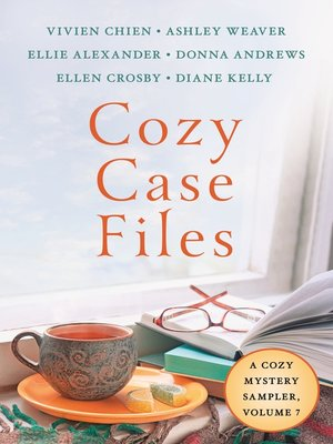 cover image of Cozy Case Files, a Cozy Mystery Sampler, Volume 7