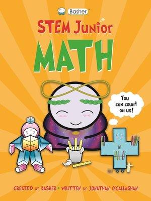 cover image of Basher STEM Junior: Math