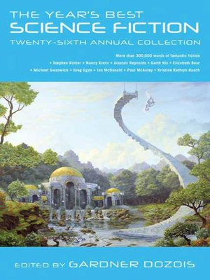 cover image of The Year's Best Science Fiction, Twenty-Sixth Annual Collection