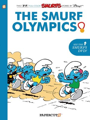 cover image of The Smurf Olympics