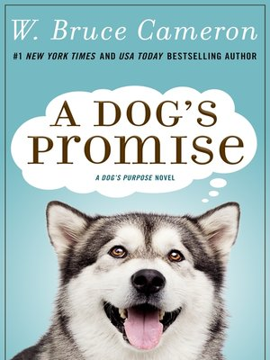 cover image of A Dog's Promise