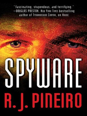 cover image of Spyware
