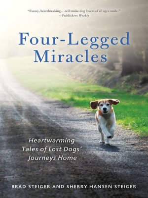 cover image of Four-Legged Miracles