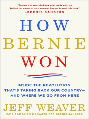 cover image of How Bernie Won