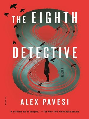 cover image of The Eighth Detective