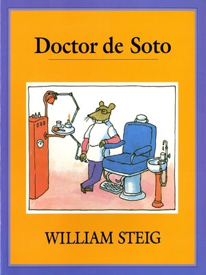 cover image of Doctor De Soto