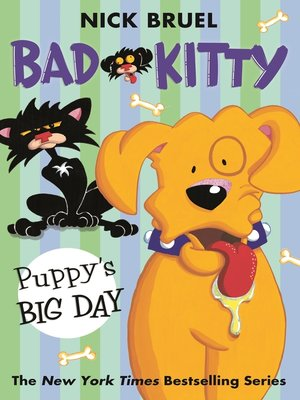 cover image of Puppy's Big Day