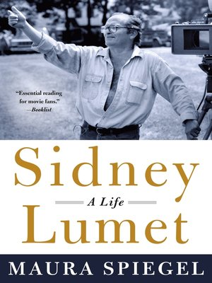 cover image of Sidney Lumet