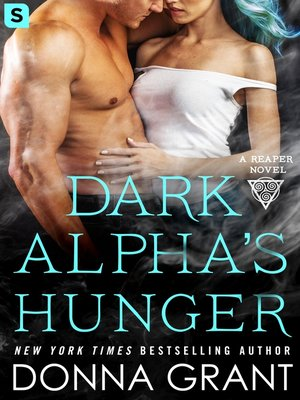 cover image of Dark Alpha's Hunger